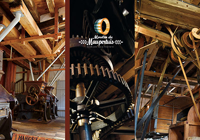 Moulin de Maupertuis Ecomusée de la Meunerie